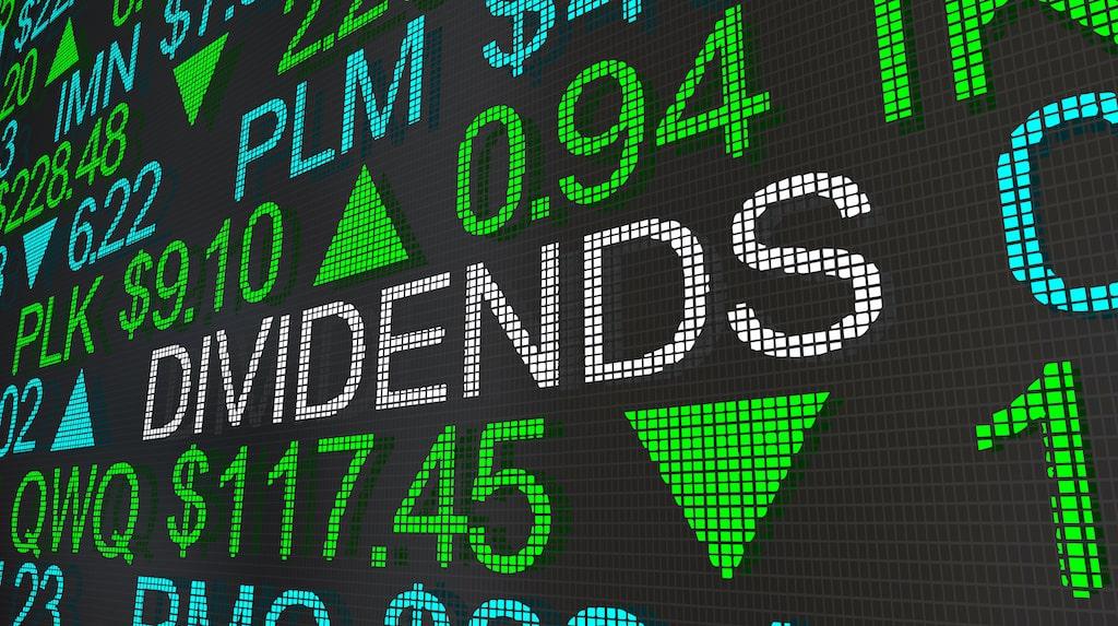 Comment sont payés les dividendes en bourse ?