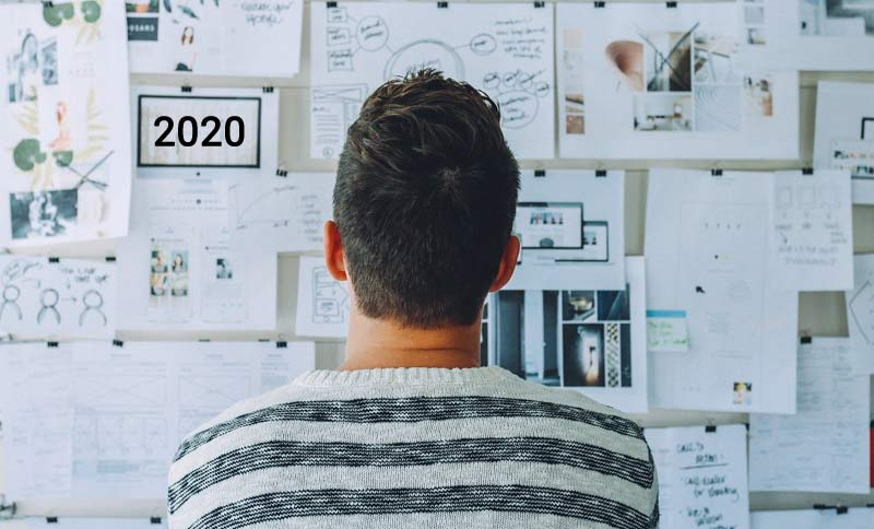 Quelle entreprise créer en 2020 ?